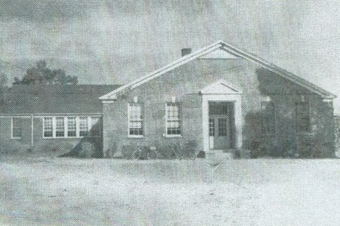 18. Smyrna High School on King Street corner of Stephens Street, constructed in 1938 by the Works Progress Administration (WPA).jpg